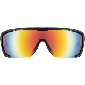 UVEX Sportstyle 707 Glasses, zwart/wit